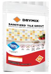 Nat Keramik Sanitized Tile Grout