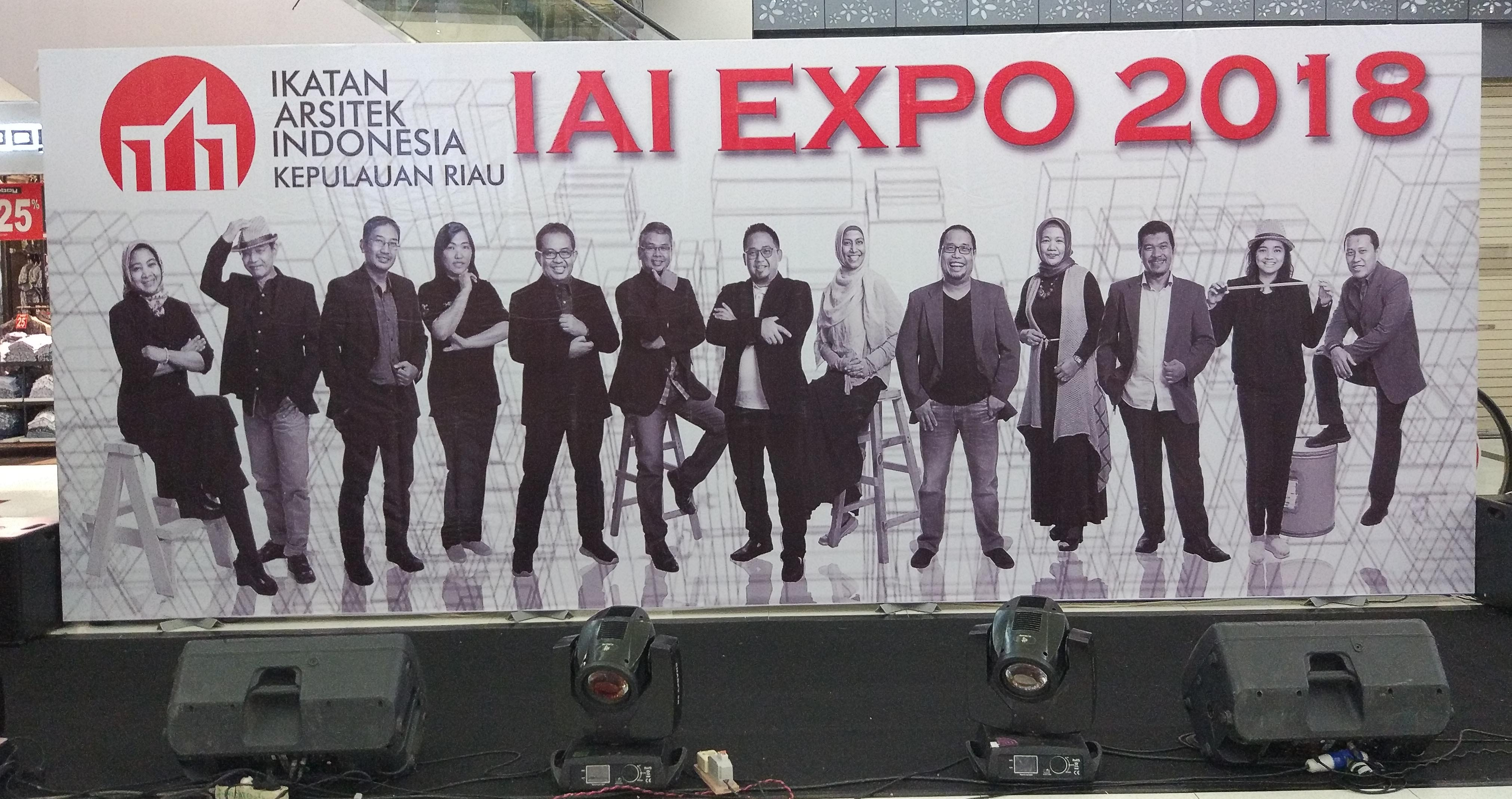Drymix bersama ABSO di Nagoya Hill, acara IAI Kepri Expo 2018